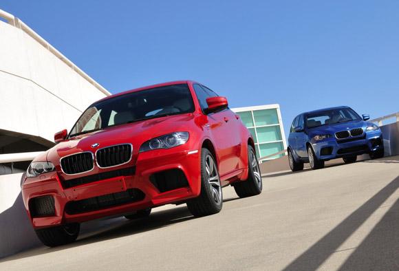 BMW X6 M (sursa - BMW)