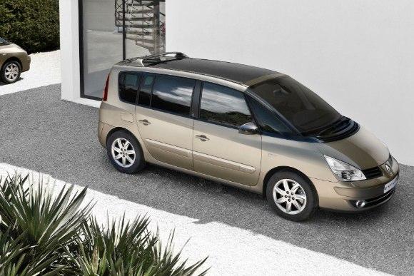 Renault Espace (sursa - Renault)