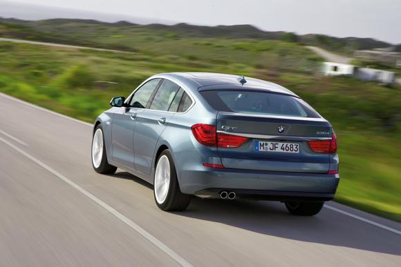 BMW Seria 5 GT (sursa - BMW)